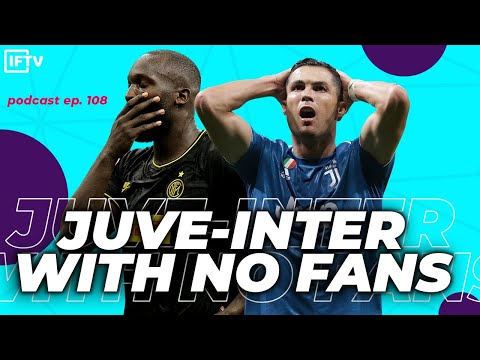 Serie A matches CANCELED from coronavirus - Juventus vs Inter with no fans | Podcast #108