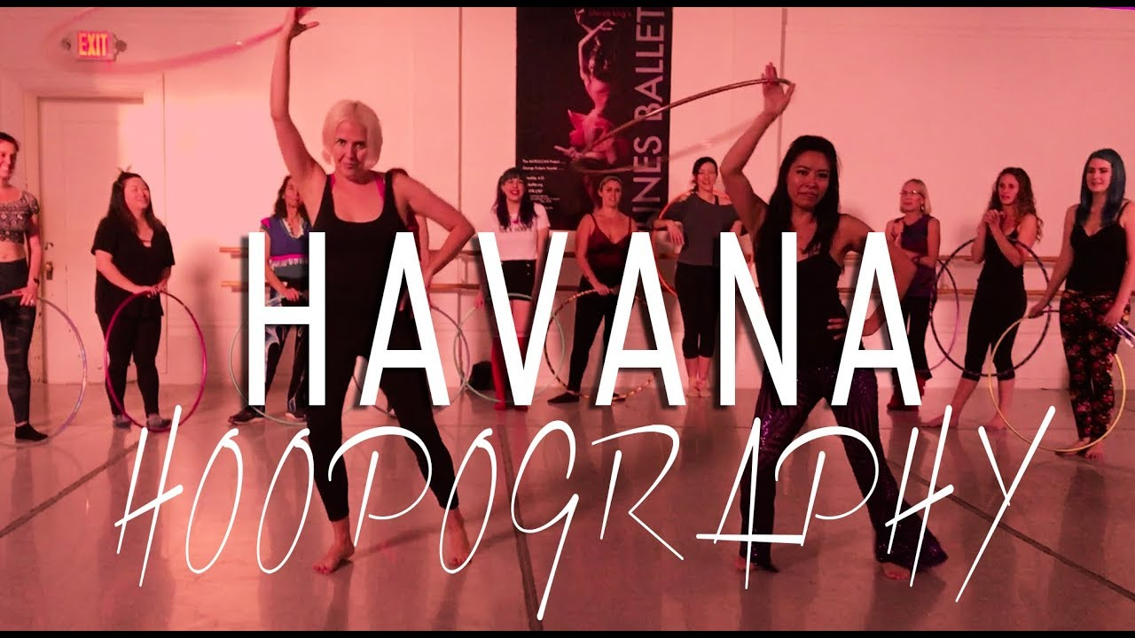 Havana Camila Cabello Ft Young Thug Hoopography Workshop W Missmojangles
