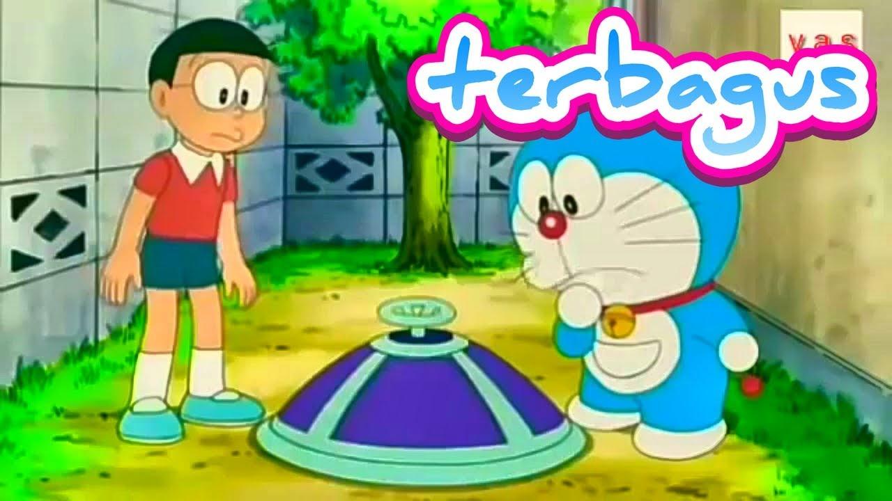 Doraemon negri bawah tanah nobita bagian 1 bahasa Indonesia