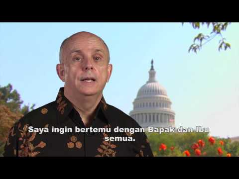 Joseph R. Donovan Jr. Duta Besar Amerika Serikat yang ditunjuk untuk Indonesia