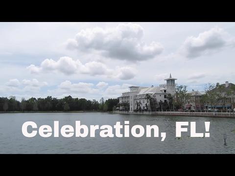 Exploring Celebration, FL!