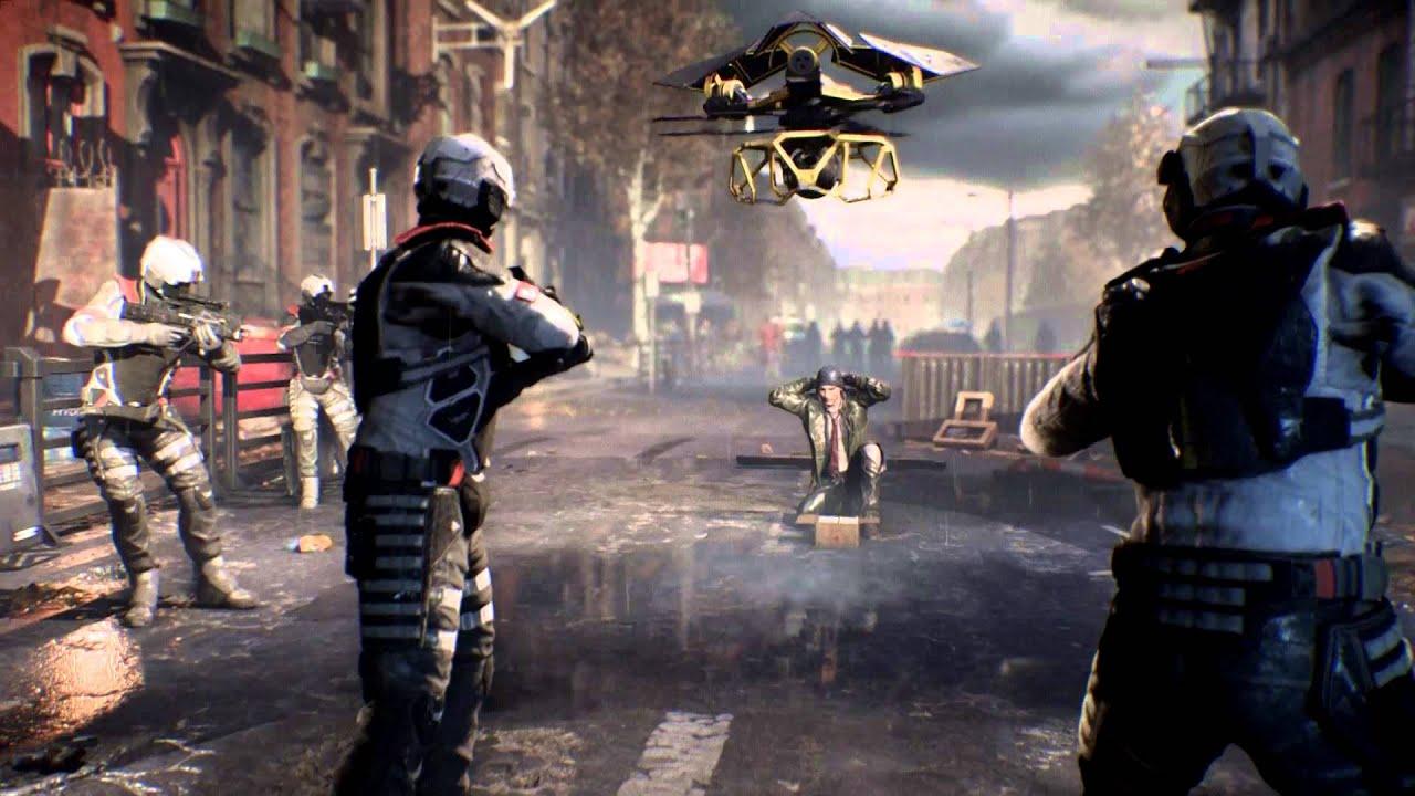 Homefront: The Revolution - Cinematic trailer - Eurogamer ...