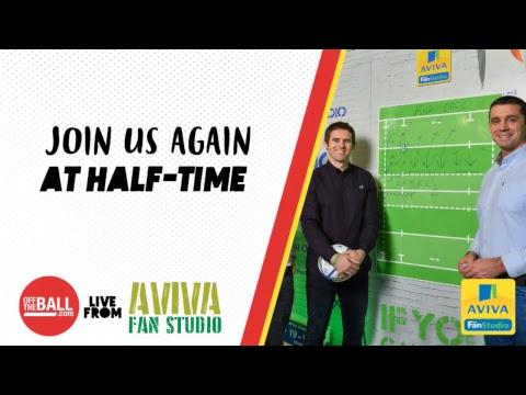 Pre-match analysis ahead of Ireland v Fiji