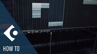 Creating Music in Cubase Elements | Getting Started with Cubase Elements 10