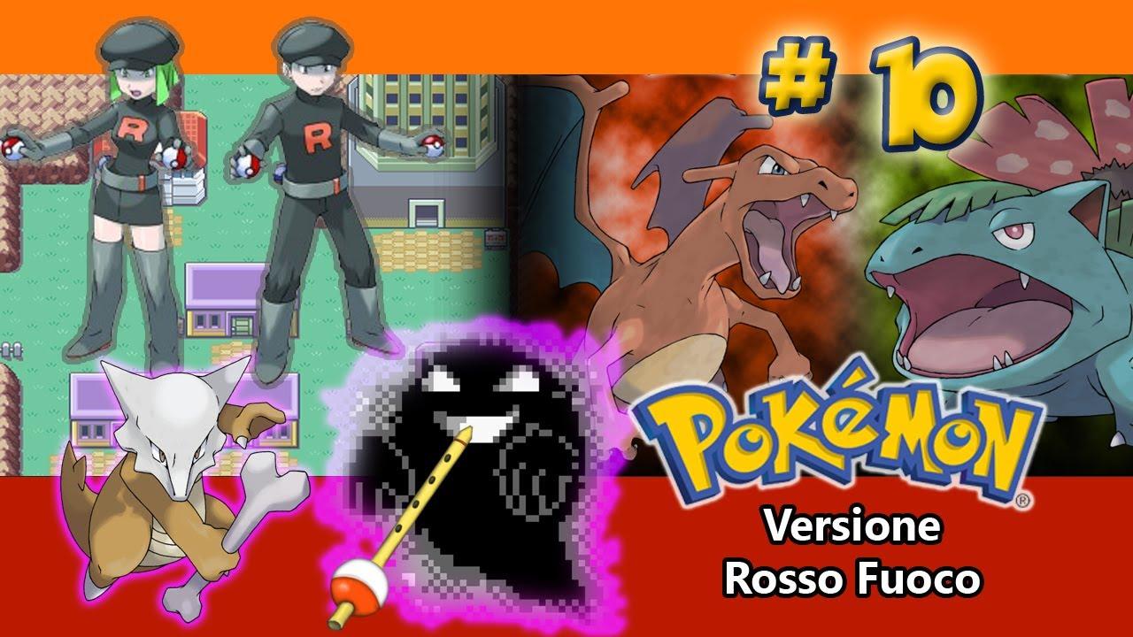 Pokemon rosso fuoco casino rocket