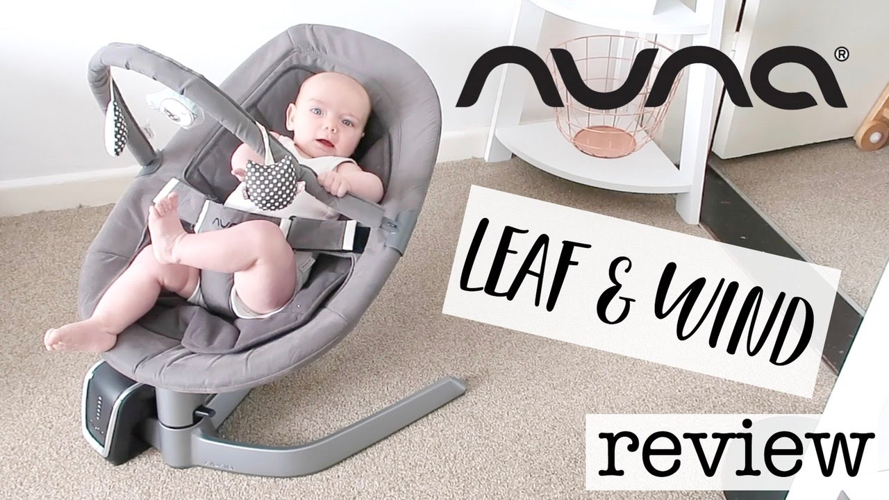 NUNA LEAF AND WIND REVIEW | AD  sc 1 st  YouTube & NUNA LEAF AND WIND REVIEW | AD - YouTube