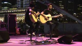 Typecast Live Acoustic in Singapore 2009 - Will You Ever Learn