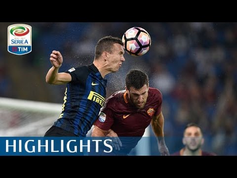 Roma - Inter - 2-1 - Highlights - Giornata 7 - Serie A TIM 2016/17