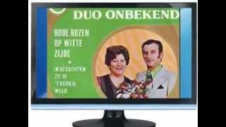 Duo Onbekend  /  Op De Purperen Hei  ( Instr. ). wmv