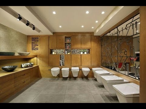 Ceramic Tiles Showroom Display Design idea by Trendy interior. - YouTube