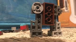 how too make lego bioshock big daddy (poorly made please dont hate)