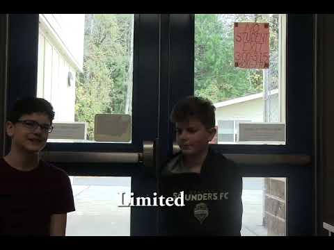 Behind the Shield, Reeves Middle School News Episode 4 20192020