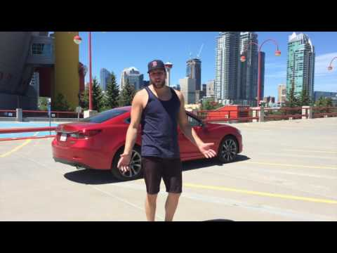 """""""The Fast and the Furious: Calgary"""" Starring: the Mazda6"""