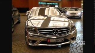 Amazing cars from Dubai NEW 2