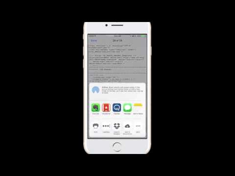 Tutorial: Import data to a patients iPhone with Apple Health // onpatient PHR