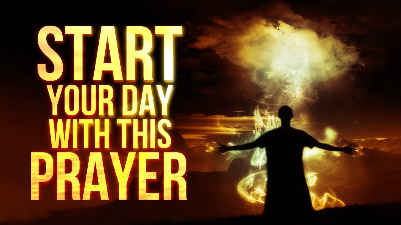 Morning Prayer | Pray Daily Before You Start Your Day