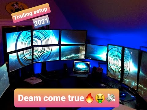 Trading setup 2021| @the madras trader | Dream trading setup | Day traders NSE,BSE stock trading