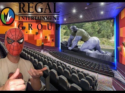 WORKING AT REGAL CINEMA- MY EXPERIENCE SO FAR