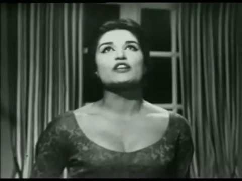 Dalida Ciao ciao bambina remasterisé par ZAR Abdelheq.flv