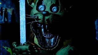 DO NOT LET THESE ANIMATRONICS SEE YOU MOVE Five Nights At Freddys ULTIMATE BREAKDOWN
