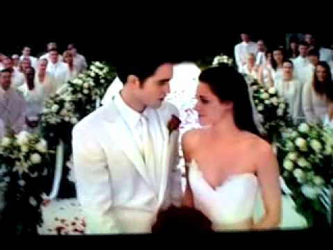 twilight bellas wedding dream - YouTube