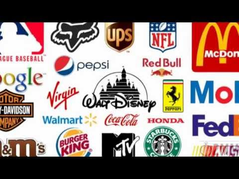 Famous Logos With Hidden Meanings - 2 Minute Marketing #104
