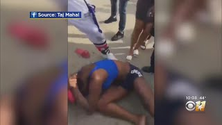 Transgender Woman Attacked In Dallas In Apparent 'Mob Violence'