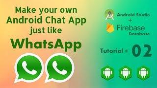 Firebase Chat App Android Github