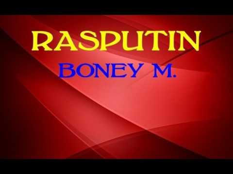 Rasputin | Boney M. | Lyrics