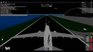 ROBLOX - France Simulateur de vol SFS Airbus A318