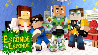 Minecraft: TOY STORY - O FILME! (Esconde-Esconde)