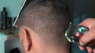 Combover Razor Fade | Big Boss Barber