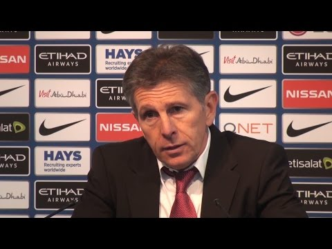 Manchester City 1-1 Southampton - Claude Puel Full Post Match Press Conference