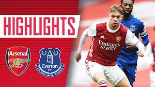 HIGHLIGHTS | Arsenal Vs Everton U23s (1-0) | Smith Rowe With The Winner