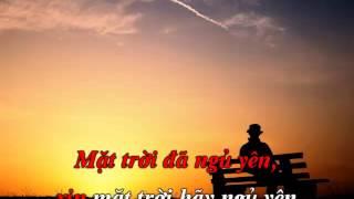 Xin Mặt Trời Ngủ Yên - Trịnh Công Sơn - Karafun