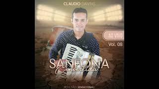 Cláudio Dantas sanfona convertida vol 8 - forró Gospel