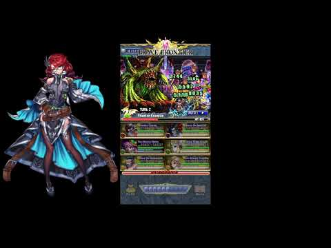 Brave Frontier Unknown Sector Free To Play Run