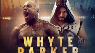 Dillian Whyte vs Parker Canelo GGG Trading Places
