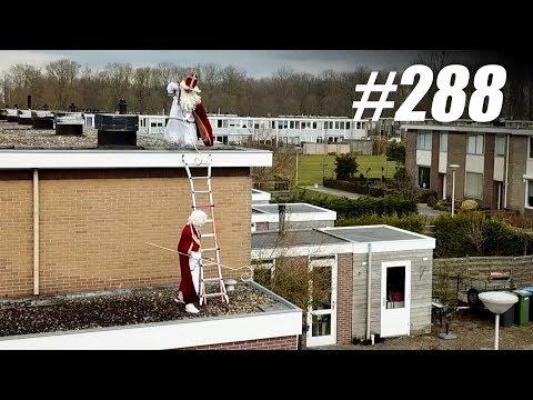 #288: Daken Race als Sinterklaas [OPDRACHT]