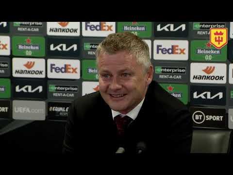 Solskjaer | Post Match Press Conference | Manchester United 6 - 2 AS Roma | سيترجم