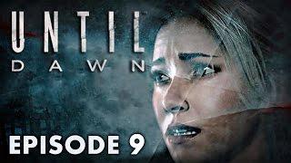 Until Dawn : Episode 9   Mise en scène