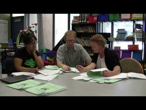 Analyzing Student Work From a Performance Task