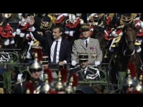 Generais franceses serão punidos por avisar sobre guerra civil