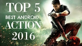 Best Android Action Games 2016