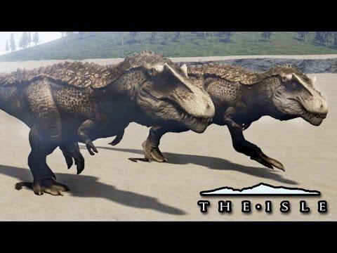 Hypo Rex Sandbox Party! – The Isle