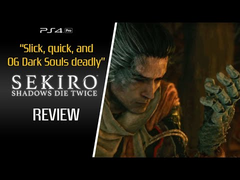 Sekiro: Shadows Die Twice |  Things You Need To Know