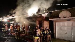 Garage Fire - Shenandoah, PA - 12/12/2018