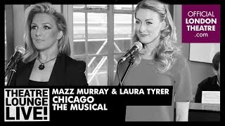 Mazz Murray and Laura Tyrer performs Class from Chicago the Musical