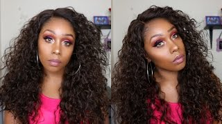 Slaycation Hair 👀 Sensationnel Empress Free- Part 3-Way parting PANSY ft.  Boulonguise