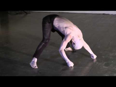 Butoh Dance in Arsenal / Performance by Katsura Kan / Eurasia Butoh Festival